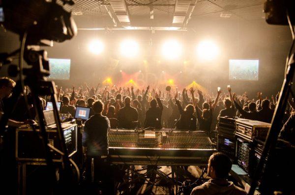 Captation concert live Suprahead Studio